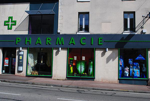 Pharmacie Bregeron
