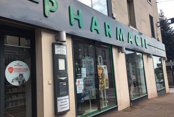 Vente de produits de parapharmacie