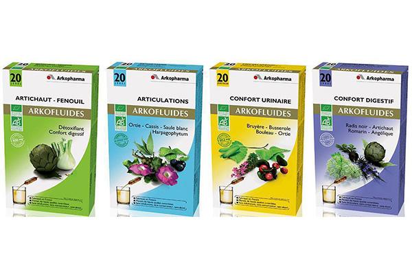 Vente de produits de médecine naturelle